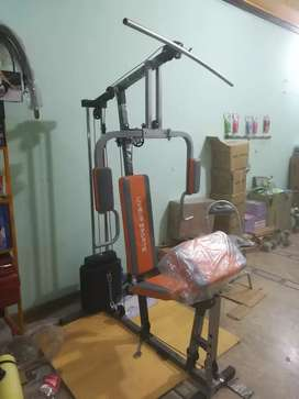 Live up LS 1002 Single Station Multi Gym, Mini Home Gym