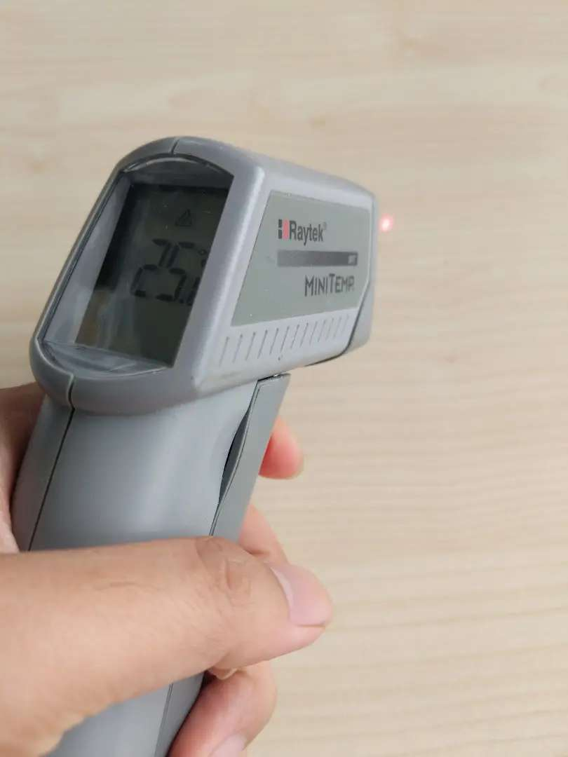 DIJUAL Raytek MT4 Non-contact Mini Infrared Thermometer