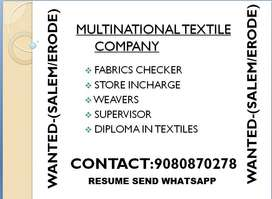 MULTINATIONAL TEXTILES COMPANY