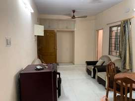 1 BHK fully furnished for rent in Adyar