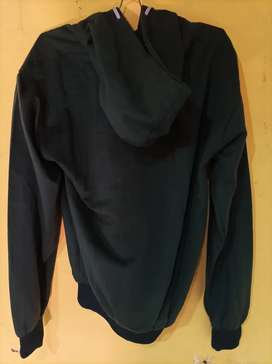 Sweater jaket bahan adem alus gak panas