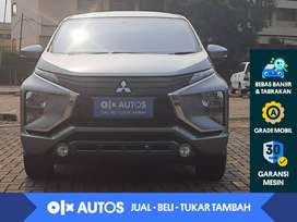 [OLX Autos] Mitsubishi Xpander 1.5 L Sport A/T 2018 Abu-Abu