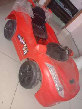 Baby electronic car good condition