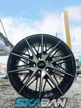 Jual Velg Racing HSR WHEEL Balige Ring 18x8 H5(114,3)