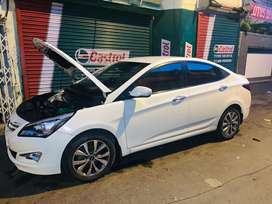 Hyundai Verna 2015 Petrol Good Condition