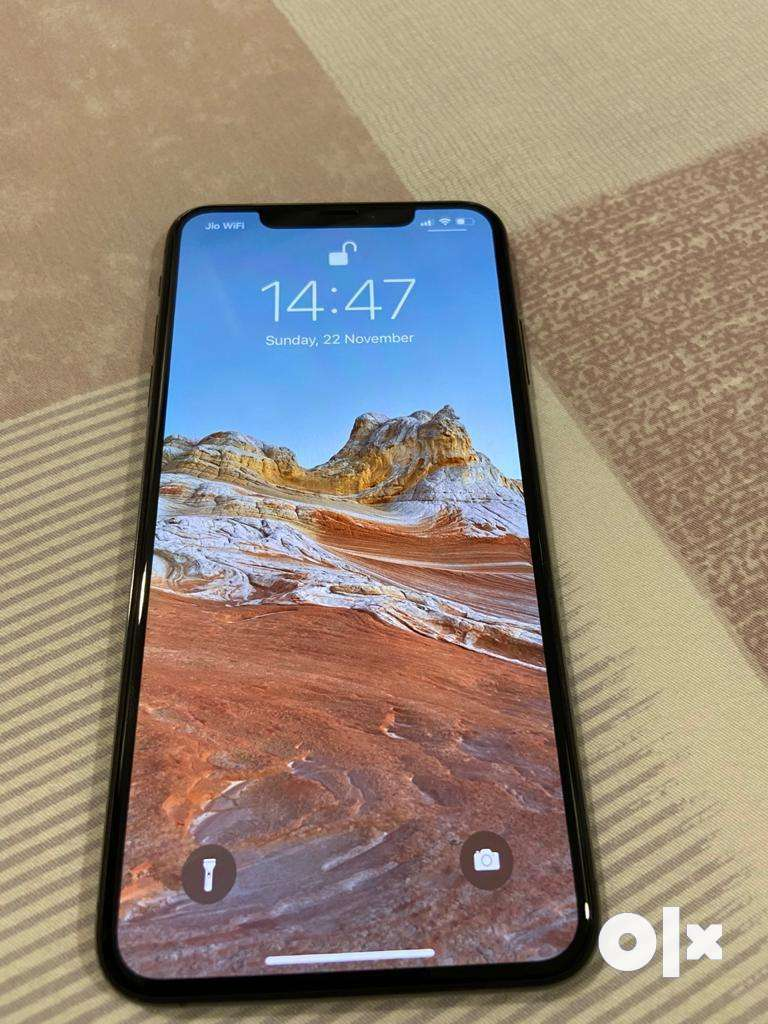 Iphone XS Max 256 gb, mint condition 0
