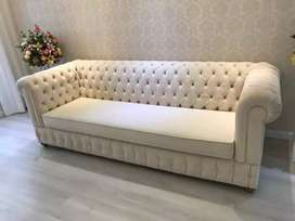 Chesterfield sofa cocok buat santai