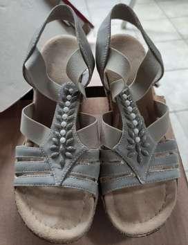Shoes merk Rieker abu