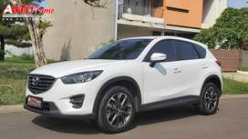 Mazda CX5 2.5 GT Facelift Bose Audio Sunroof 2015 Km 20Rb