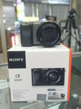Kamera mirrorles sony a6000,