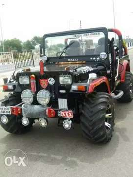 Jeep ready on customer order