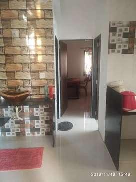 2bhk fully furnish flat