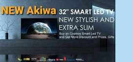 New akiwa led tv