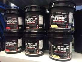 Ultimate Nutrition Muscle Juice 11,10lb BPOM Susu Penambah Berat Badan
