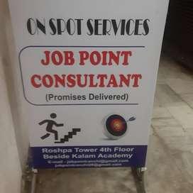 job point consultant