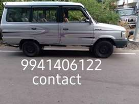 Toyota qualis good condition FC insurance done