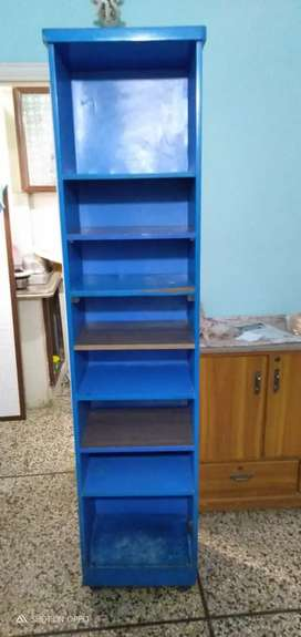 Two open shelves for sale