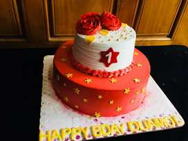 All types of cakes available at reasonable price