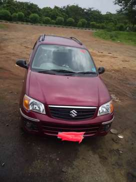 Urgent need for money good condition alto k10 vxi