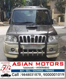 Mahindra Scorpio VLX 2WD BS-III, 2008, Diesel