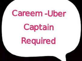 Need a Driver For Uber Careem