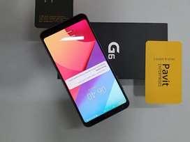 LG G6 Dual sim Under warranty at just 8900