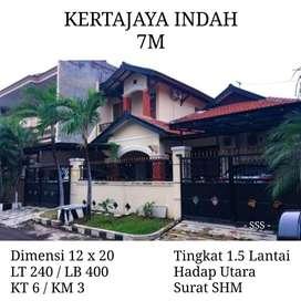 Rumah Kertajaya Indah Surabaya