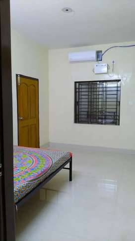 Furnished AC  Single/Sharing Room  For rent Male/Boys , Female / Girls