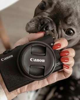 Kredit Kamera Bandung Canon Eos M200 Tanpa Kartu Kredit Bisa Cash Juga