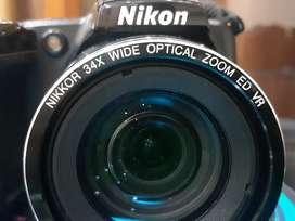 Still camera (wide angle lance)