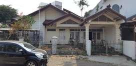 Rumah hitung tanah harga sama dengan njop lt 304 harga 3m