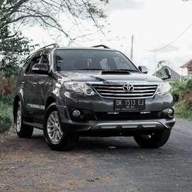 Grand Fortuner TRD VNT 2.5 MT Diesel th 2012/2013 pmk