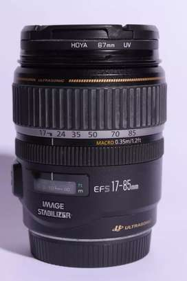 Canon ef-s 17-85mm ultrasonic