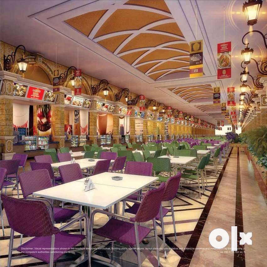 Commercial Shop Noida Extension | Retail Shops and Food Court 0
