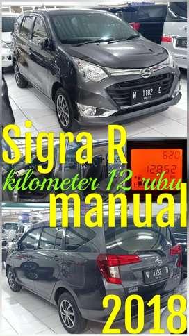 PROMO BULAN INI khusus 30 pembeli ! Daihatsu Sigra 1.2 R manual 2018