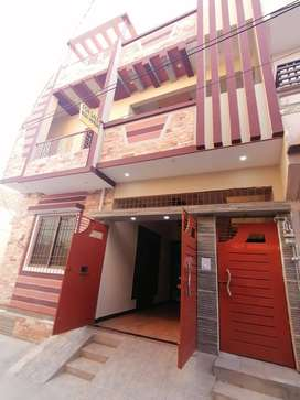 Very beautiful Location 120 yds double story house block-5,saadi town