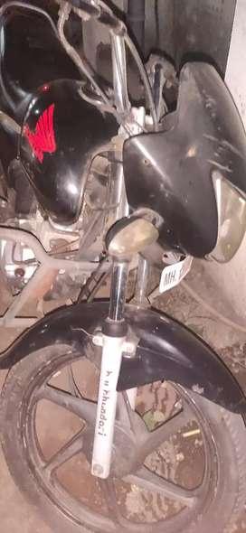 Honda shine in good running condition