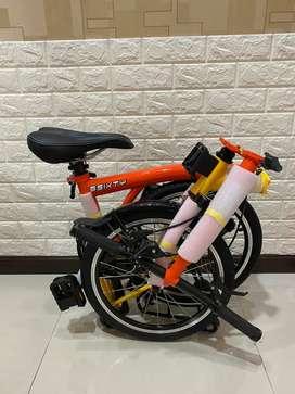 Sepeda lipat 3sixty 2020