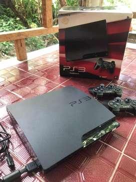 PS 3 Slim Hardisk 160 Giga Full Game