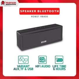 Speaker Bluetooth Robot RB430 SUPER BASS