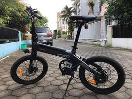 Dijual Dijual Sepeda Electric Himo C20 2Bulan Pemakaian Kondisi Mulus