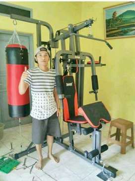 Alat fitnes# home gym 3sisi boxing MLN453