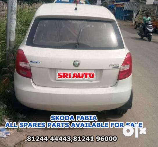 SKODA FABIA ORIGINAL USED ALL SPARE PARTS AVAILABLE FOR SALE 0
