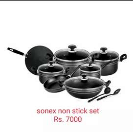 Sonex Non stick set