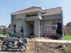 Rumah Konsep Menarik Barat Kota Klaten, Siap KPR.