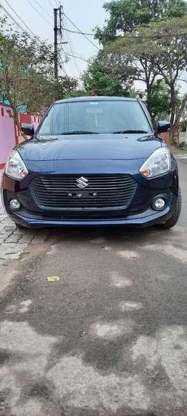 Maruti Suzuki Swift VXI, 2019, Petrol