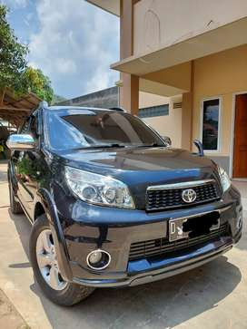Toyota Rush S Matic Istimewa km52rb mobil Simpanan Full original