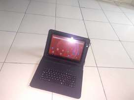 Lenovo tab M10 HD with Keyboard Cover