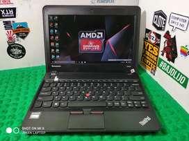 Lenovo Thinkpad X140e AMD E1-2500 RAM 4GB HD500GB VGA Radeon READY