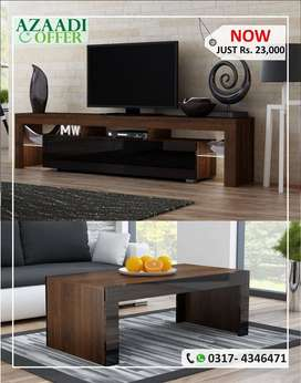 2020 Best Deal LED Table + Center Table | Led TV Table | TV Lounge Cab